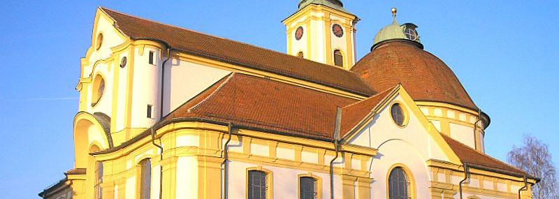 Exkursion mit Eucharistiefeier: Herrgottsruh Friedberg