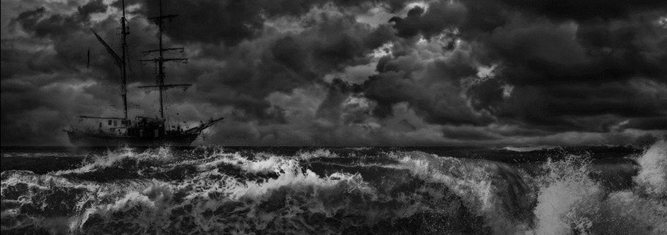 Glaube im Sturm