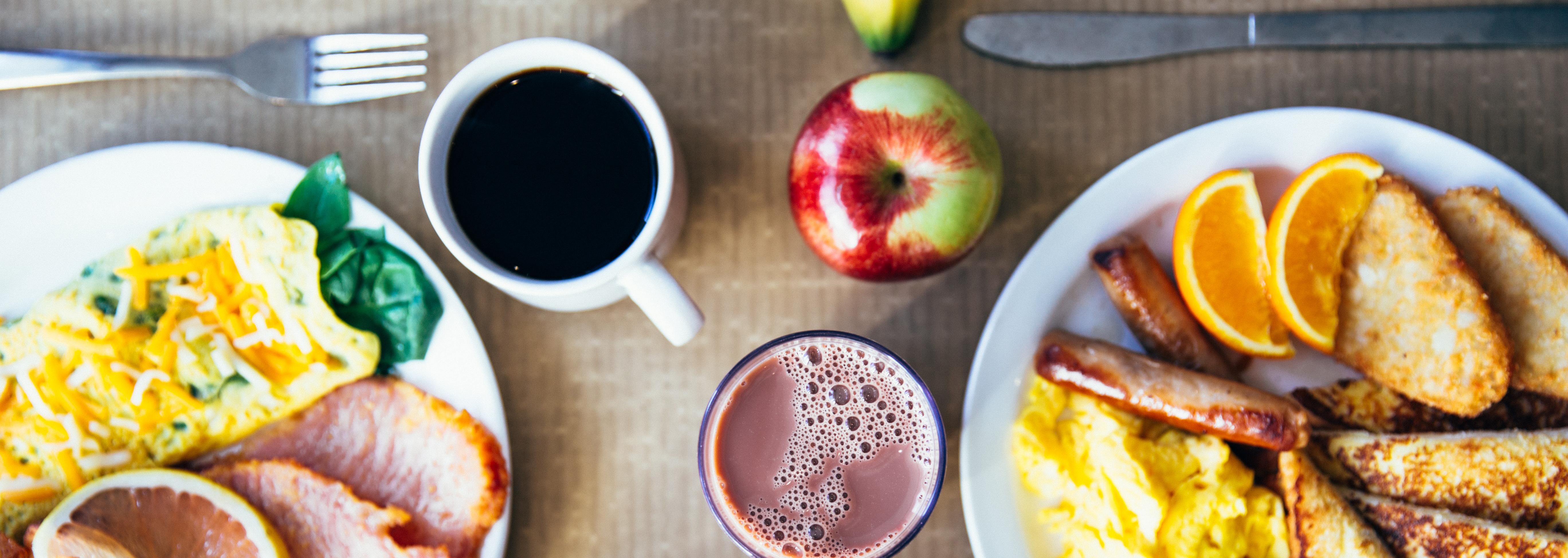 Welcome-Breakfast